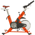 Deals List: Fitness Reality X-Class 710 Indoor Training Cycle Exercise Bike with Hybrid Pedals