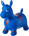 Deals List: Blue Horse Hopper, Pump Included (Inflatable Space Hopper, Jumping Horse, Ride-on Bouncy Animal)