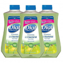 Deals List: Dial Complete Antibacterial Foaming Hand Soap Refill, Fresh Pear, 32 Fluid Ounces (Pack of 3)