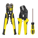 Deals List:  Meterk Wire Stripper and Crimping Tool w/Carbon Steel + Alloy