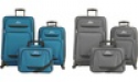 Deals List: Skyway Discovery Softside Spinner Luggage Set 3-Piece
