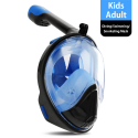 Deals List: Vangogo 180-Degree Full Face Snorkel Mask With Gopro Mount L-XL