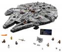 Deals List: LEGO Star Wars Ultimate Millennium Falcon 75192 Building Kit (7541 Pieces)