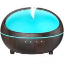 Deals List: Essential Oil Diffuser 300ml Diffuser Oil Humidifier
