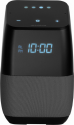 Deals List: 2 -Pack Insignia NS-CSPGASP-G Voice Smart Bluetooth Speaker and Alarm Clock