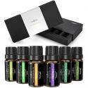 Deals List: Anjou Oils set Gift 6/10ml, Aromatherapy Essential Oil Kit