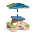 Deals List: Step2 Sit and Play Kids Picnic Table With Umbrella