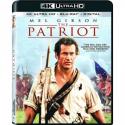Deals List: The Patriot (4K Ultra HD + Blu-ray + Digital Copy)