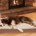 Deals List:  Deluxe Ultra-Plush Orthopedic Pet Bed Small