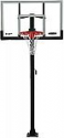 "Deals List: Lifetime Adjustable In-Ground Basketball Hoop (54"" Tempered Glass), 90568"