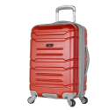 "Deals List: Olympia Denmark 21"" Carry-on Spinner, Wine"