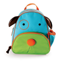 Deals List: Skip Hop Zoo Toddler Kids Insulated Backpack Darby Dog Boy, 12-inches, Multicolored