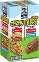 Deals List: Quaker Chewy Granola Bars and Dipps Variety Pack, 58 Count