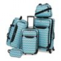 Deals List: Tag Springfield III Printed 5-Pc. Luggage Set