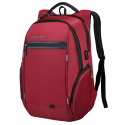 Deals List: LUXUR 37L Laptop Backpack USB Charging Port