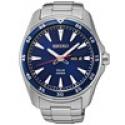 Deals List: Seiko Mens 43mm Solar Sport Stainless Steel Bracelet Watch