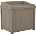 Deals List: Suncast 22 Gal. Taupe Small Storage Seat Deck Box