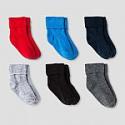 Deals List:  Cat & Jack 6-Pk Baby Girls' Athletic Bobby Socks