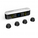 Deals List:  Cacagoo Wireless Tire Pressure Monitoring System