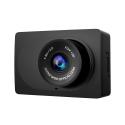 "Deals List: YI Compact Dash Cam, 1080p Full HD Car Dashboard Camera with 2.7"" LCD Screen, 130° WDR Lens, G-Sensor, Night Vision, Loop Recording - Black"