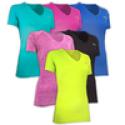 Deals List:  3-Pack Under Armour Womens T-Shirt Fitness Short Sleeve