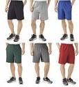 Deals List: 6-Pack Fruit of The Loom Men's 2-Pocket Knit Shorts