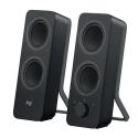 Deals List: Logitech Z207 2.0 Multi Device Stereo Speaker (Black)