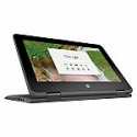 "Deals List: HP 11.6"" Chromebook x360 Touch Laptop (N3350 4GB 16GB ChromeOS Model # 11-ae027nr Manufacturer Refurbished)"