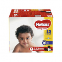 Deals List: HUGGIES Snug & Dry Diapers, Size 3, for 16-28 lbs., One Month Supply (222 Count) of Baby Diapers