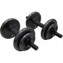 Deals List: Golds Gym 40lb Adjustable Dumbbell, Set of 2