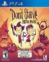 Deals List:  Don't Starve PlayStation 4