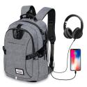 Deals List: YOREPEK Slim Laptop Backpack w/Headphone Port