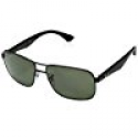 Deals List: Ray-Ban Green Square Polarized Unisex Sunglasses RB3516