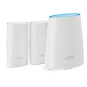 Deals List: NETGEAR Orbi Whole Home Mesh WiFi System with Tri-band – Wireless router and extender replacement, maximize WiFi speed and range, Up to 5000 sqft, 3pk (RBK33)