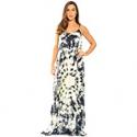 Deals List: Riviera Sun Tie Dye Spaghetti Strap Maxi Dress