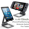 Deals List: Hi-Tech Wireless iPad Stand for Tablet Holders Adjustable iPhone Mobile Cell Phone Desk Stands