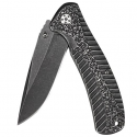 Deals List: Kershaw Starter Folding Pocket Knife 1301BW 4Cr14 Steel Blade