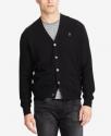 Deals List: Polo Ralph Lauren Men's V-Neck Cardigan (multiple colors)