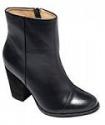 Deals List: Women's Signature Leather Ankle Boots