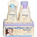 Deals List: Aveeno Baby Daily Bath Time Solutions Gift Set To Prevent Dry Skin