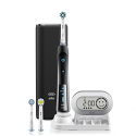 Deals List: Electric Toothbrush, Oral-B Pro 7000 SmartSeries Black Electronic Power Rechargeable Toothbrush with Bluetooth Connectivity Powered by Braun