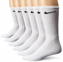 Deals List: NIKE Performance Cushion Crew Socks with Band (6 Pairs)