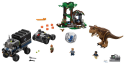 Deals List: LEGO Jurassic World Carnotaurus Gyrosphere Escape 75929 Building Kit 577 pieces