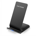 Deals List: Amysen Wireless Charger for iPhone X, iPhone 8/8 Plus Fast Wireless Charge for Samsung Galaxy S9/S9 Plus /S8/S8 Plus /S7 Note 8 and All Qi-Enabled Phones Amysen (Adapter Not Included)