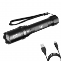 Deals List: LE 1040lm CREE LED Rechargeable Tactical Flashlight