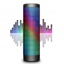 Deals List: Supone Portable Wireless Bluetooth Speaker w/Colorful LED Lights