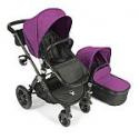 Deals List: Babyroues Letour Avant Stroller w/ Bassinet Frame (Plum)