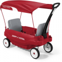 Deals List:  Radio Flyer Deluxe Family Canopy Wagon