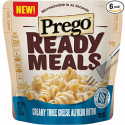 Deals List: Prego Ready Meals, Creamy Three Cheese Alfredo Rotini, 9 Ounce (Pack of 6)