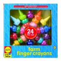 Deals List: ALEX Toys Little Hands Farm Finger Crayons